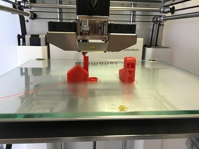 את מי משמשת הדפסת מודלים בתלת מימד?