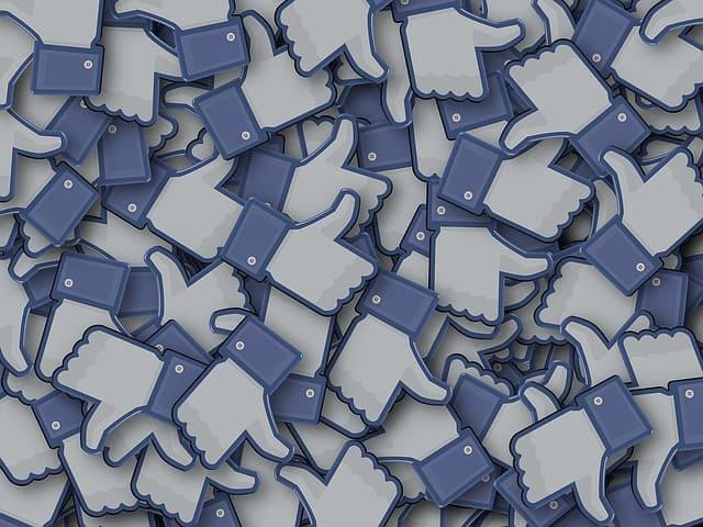 לייקים לדף בפייסבוק